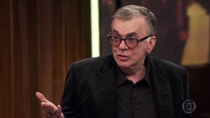 Walcyr Carrasco fala sobre pseudônimo usado para escrever a novela Xica da Silva