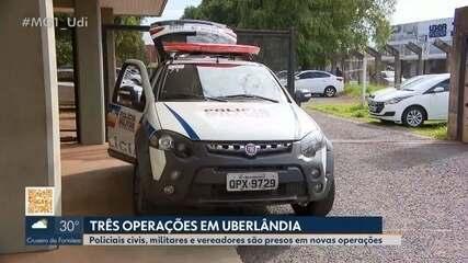 Justiça de Uberlândia concede prisão domiciliar ao vereador Wilson Pinheiro
