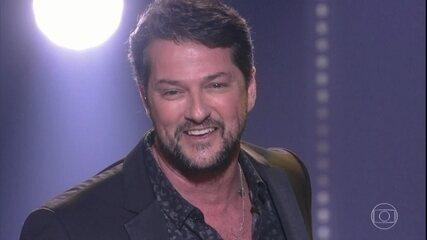 "Marcelo Serrado canta ""I've Got You Under My Skin"""
