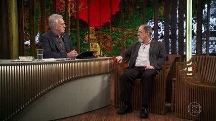 Larry fala sobre as indicações que Rondon teve para o Prêmio Nobel da Paz