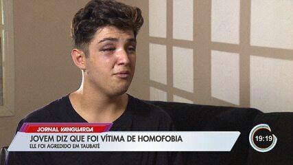Transsexual é vítima de agressão na saída de bar e acusa homofobia em Taubaté