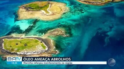 Óleo nas praias: manchas chegam à Belo Monte e ameaçam Parque Marinho de Abrolhos