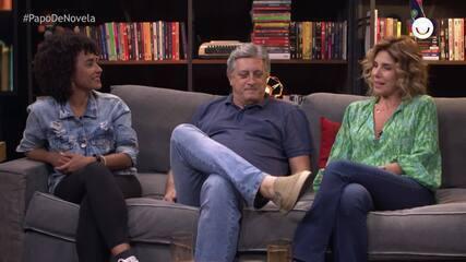 Papo de Novela #09: Helena Fernandes e Eduardo Galvão