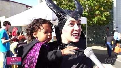 Saiba como os americanos comemoram o Halloween