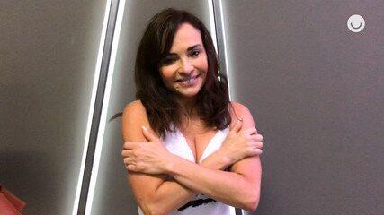 Luiza Tomé defende sua permanência no 'Dança dos Famosos'