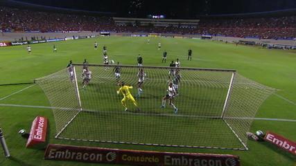 Melhores momentos de Goiás 2x2 Flamengo pela 29ª do Campeonato Brasileiro