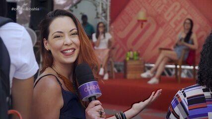 Briza Menezes confere as novidades da 9º edição da Flica