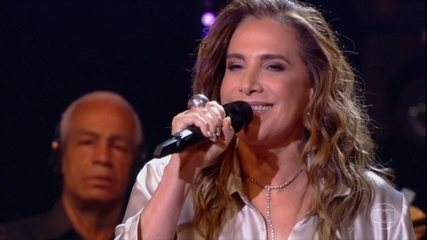 Totia Meireles canta 'Tá Combinado'