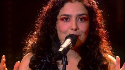 Leticia Sabatella canta 'A Rã'