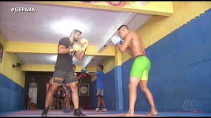 Paraense Antonio Arroyo estreia no UFC no próximo dia 16