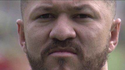 Rossi, o atacante com cara de mau, é um dos destaques do Vasco em 2019