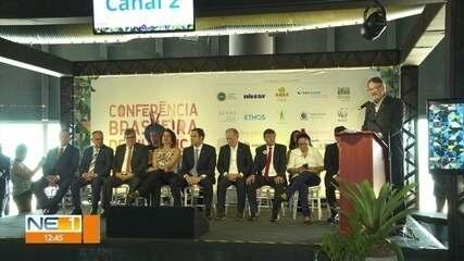 Primeira Conferência Brasileira sobre Mudança do Clima é realizada no Recife