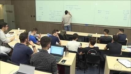 Programa do ministério da Educação quer melhorar a formação de alunos da rede pública