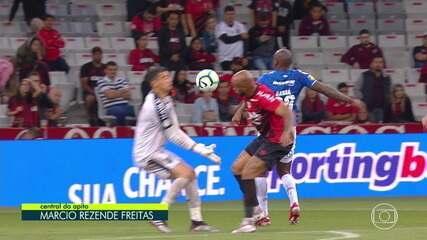 Melhores momentos: Athletico-PR 0 x 0 Cruzeiro pela 31ª rodada do Brasileirão