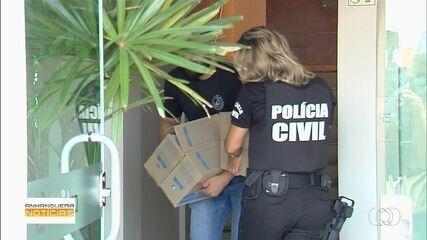 Polícia deflagra operação que apura fraude em licitação para vistoria de carros e desvios