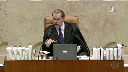 Ministro Dias Toffoli lê voto decisivo sobre prisão de condenados em 2ª instância