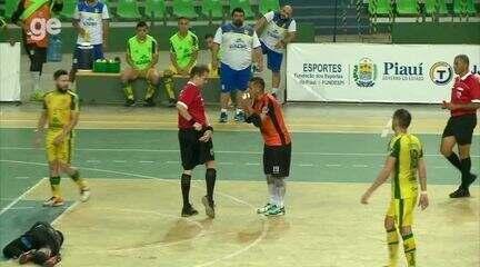 JES vence o Eusébio-CE por 3 a 0 e está na final da Copa Nordeste de Futsal