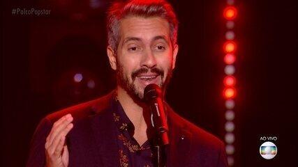Danilo Vieira canta 'São Gonça'