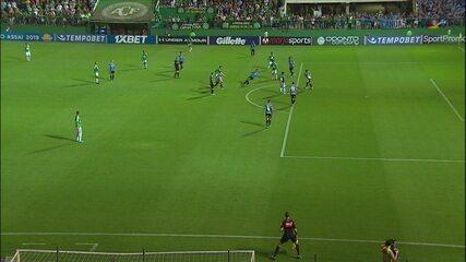 Melhores momentos: Chapecoense 0 x 1 Grêmio pela 32ª rodada do Brasileirão
