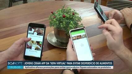 Aplicativo criado em Cianorte ajuda a diminuir o desperdício em padarias e restaurantes