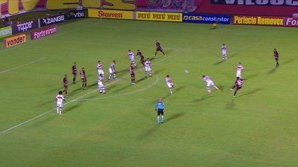 Melhores momentos de Vitória 2 x 2 CRB pela 35ª rodada do Campeonato Brasileiro Série B