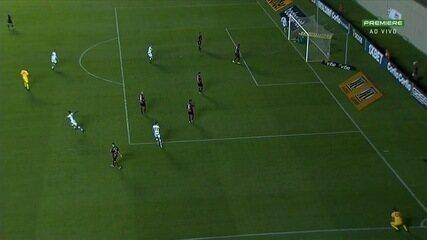 Os melhores momentos de Oeste 0x4 Atlético-GO pela Série B