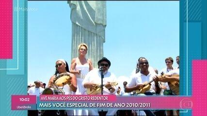 Relembre participações de Jorge Aragão no 'Mais Você'