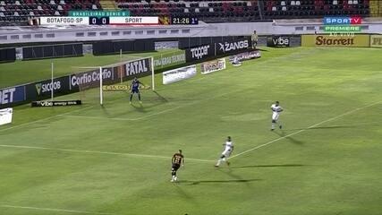 Melhores Momentos de Botafogo-SP 0 x 2 Sport