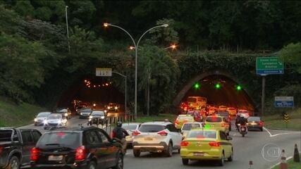 São Paulo e Rio de Janeiro estão entre as dez cidades com o pior trânsito do mundo