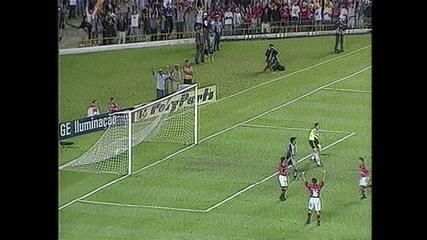 Os gols de Flamengo 7 X 0 Universidad de Chile