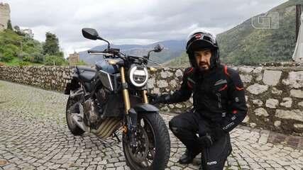 Honda CB 650R: como é andar na moto que foi lançada no Salão Duas Rodas