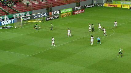Melhores momentos de América-MG 2 x 1 Vitória pela 36ª rodada do Campeonato Brasileiro Série B