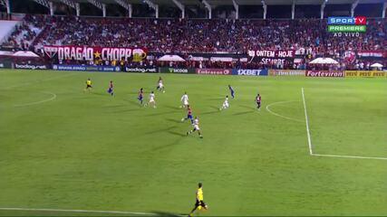 Veja os melhores momentos de Atlético-GO 1x0 Paraná, pela 36ª rodada da Série B