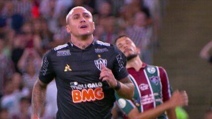 Melhores momentos: Fluminense 1 x 1 Atlético-MG pela 33ª rodada do Brasileirão 2019