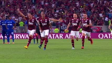 Relembre a campanha do Flamengo na Libertadores 2019