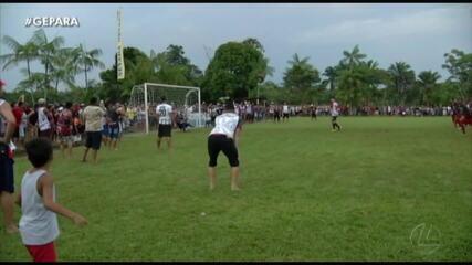 Flamenguinho vence o Fusão e está na semifinal do Parazão da Pelada