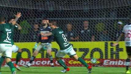 Melhores momentos: Vasco 1 x 1 Goiás pela 33ª rodada do Campeonato Brasileiro
