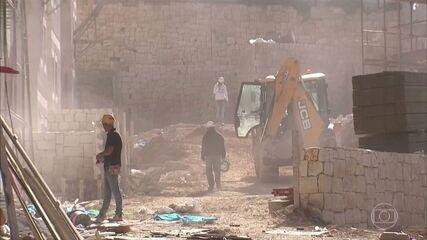 EUA deixam de condenar os assentamentos de Israel na Cisjordânia