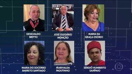 Ministro afasta magistrados por suspeita de vender sentenças no TJ da Bahia
