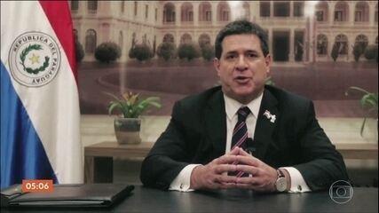 Ex-presidente da Paraguai é procurado pela Interpol