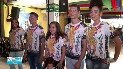 Camisa oficial do Galo da Madrugada é lançada para o carnaval de 2020