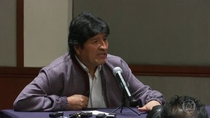MP da Bolívia abre investigação contra o ex-presidente Evo Morales