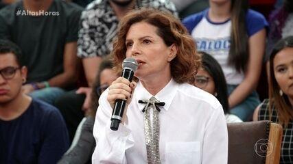 Deborah Bloch falou sobre EJA e sua importância no programa