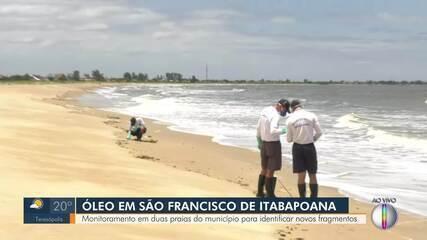 Marinha, ANP e Ibama confirmam segunda praia do RJ atingida pelo mesmo óleo do Nordeste