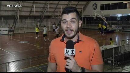 Remo e Paysandu iniciam o playoff do Parazão de Basquete
