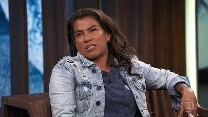 Silvana Lima lamenta dificuldades no surfe feminino