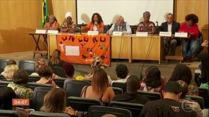 Presidente da Fundação Palmares já afirmou que a escravidão 'fez bem' aos descendentes dos escravos