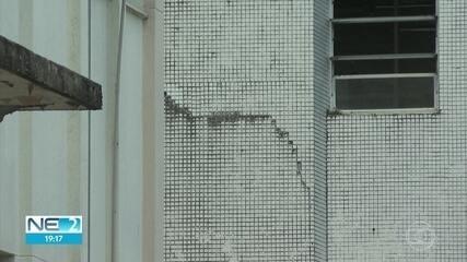 Hospital no Recife é desocupado após pessoas ouvirem estalos e sentirem tremores