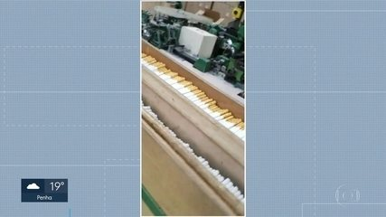 Polícia Federal investiga quadrilha que produz cigarros sem pagar impostos