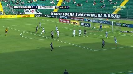 Melhores momentos e gols de Figueirense x Operário-PR
